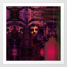 Oudai  Art Print