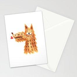 Der Hund Stationery Cards