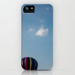Hot Head. iPhone Case