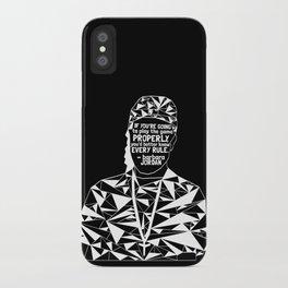 Philando Castile - Black Lives Matter - Series - Black Voices iPhone Case