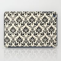 damask iPad Cases featuring Damask by MJ Lira Photography