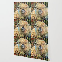 Maaa-gical Sheep Wallpaper