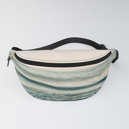 Turquoise Morning Fanny Pack