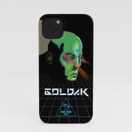 GOLDAK iPhone Case