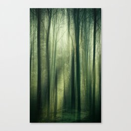Forest of Surrealism II Canvas Print