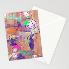 Come on, Come on Stationery Cards