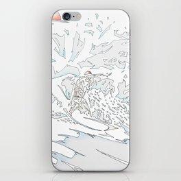 Slash iPhone Skin