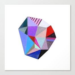 Meteorite IV Canvas Print