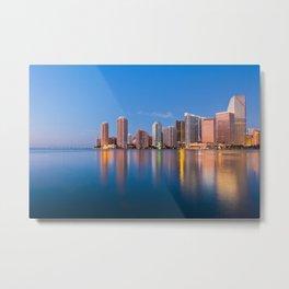 Miami 02 - USA Metal Print