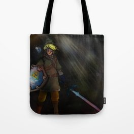 Hero of Hyrule Tote Bag