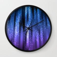 Crystal Decent Wall Clock