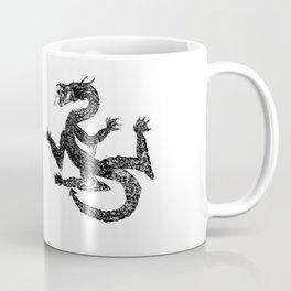Dragon sketch Coffee Mug