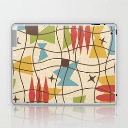 Mid Century Modern Abstract Pattern 571 Laptop & iPad Skin