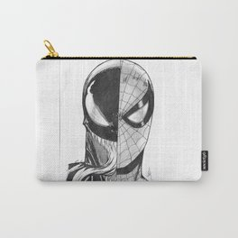 Spidey / Venom Portrait Carry-All Pouch