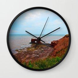 Unique Landmark in PEI Wall Clock