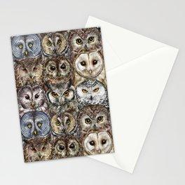 Owl Optics Stationery Cards