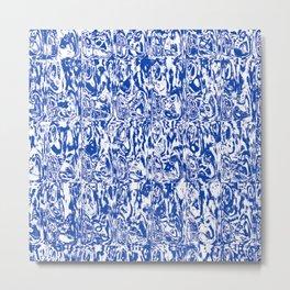 Blue Room Metal Print