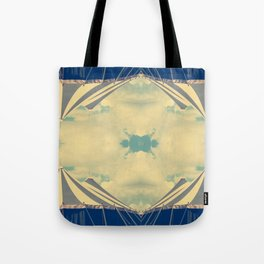 Kaleido-circus Tote Bag