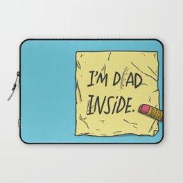 I'm Dad Inside Laptop Sleeve