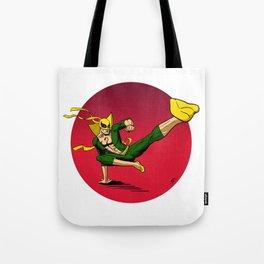 IronFist Tote Bag