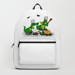 Dragons - Happy Halloween ! Today I will cook Backpack