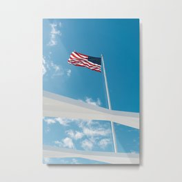 Pearl Harbor Metal Print