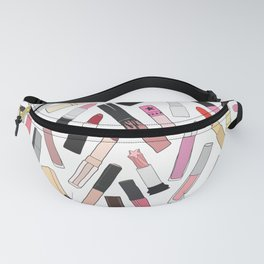 Lipstick Party - Light Fanny Pack