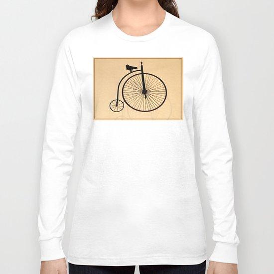 Speedy Bike Long Sleeve T-shirt