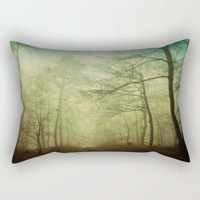 magical woods Rectangular Pillow