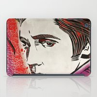 elvis presley iPad Cases featuring Elvis Presley by Art By Ariel Cruz