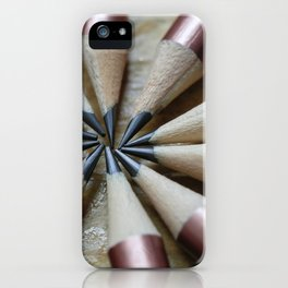 The Bronze Effect iPhone Case