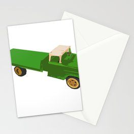 The Fresh Unloader Stationery Cards