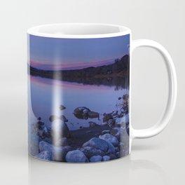 Pahranagat National Wildlife Refuge Sunsets - NV Coffee Mug