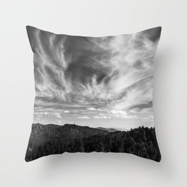 Ventanas Throw Pillow
