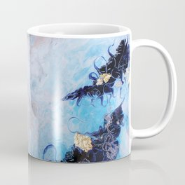 Blue Marble Coffee Mug