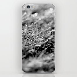 Frosty iPhone Skin