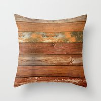 yosemite Throw Pillows featuring Yosemite by Diego Tirigall