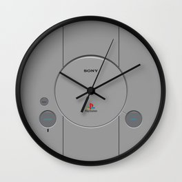The original Playstation Wall Clock