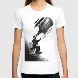 Who's Looking at Who? T-shirt