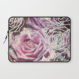 Roses are Pink Laptop Sleeve