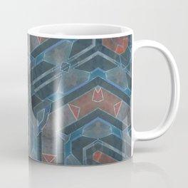 tribe tile Coffee Mug