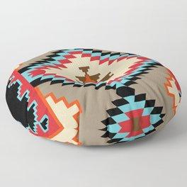Sash Bear Floor Pillow