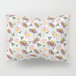 Cone Flowers Pillow Sham