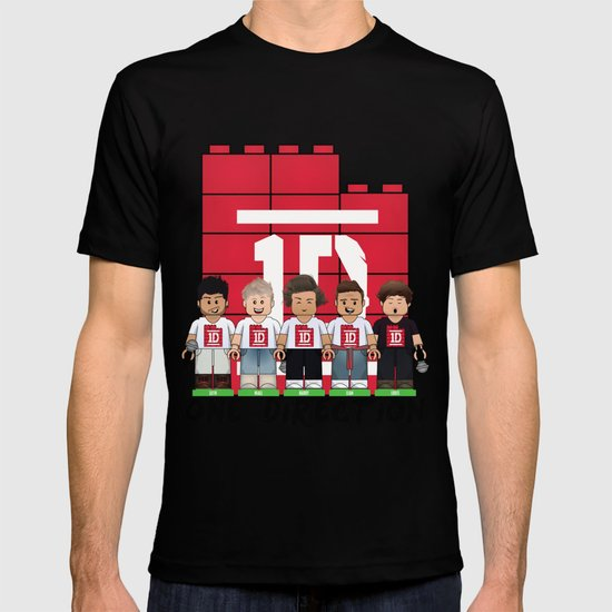 Lego: One Direction 1D T-shirt