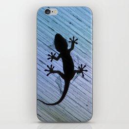 Gekkota Gecko baby 8286 iPhone Skin