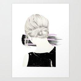 Blondie #2 Art Print