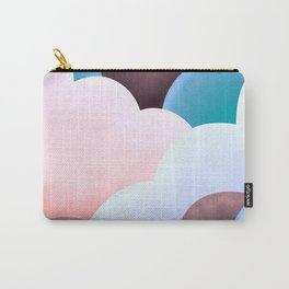 Marshmallow clouds  Carry-All Pouch