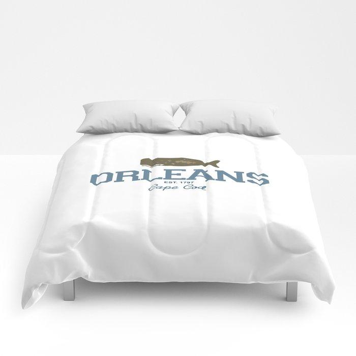 Orleans - Cape Cod. Comforters