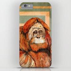 Mr. Orangutan iPhone 6s Plus Slim Case