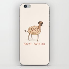 Great Dane-ish iPhone Skin